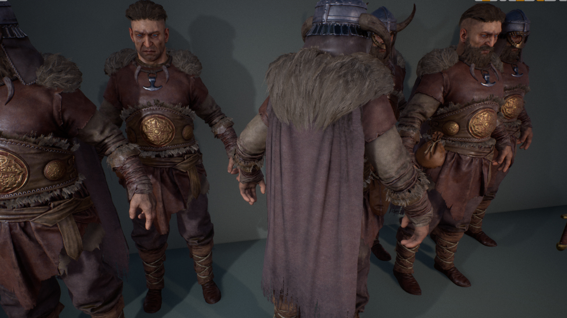 Viking Warriors By Talkingdrums In Characters Ue4 Marketplace