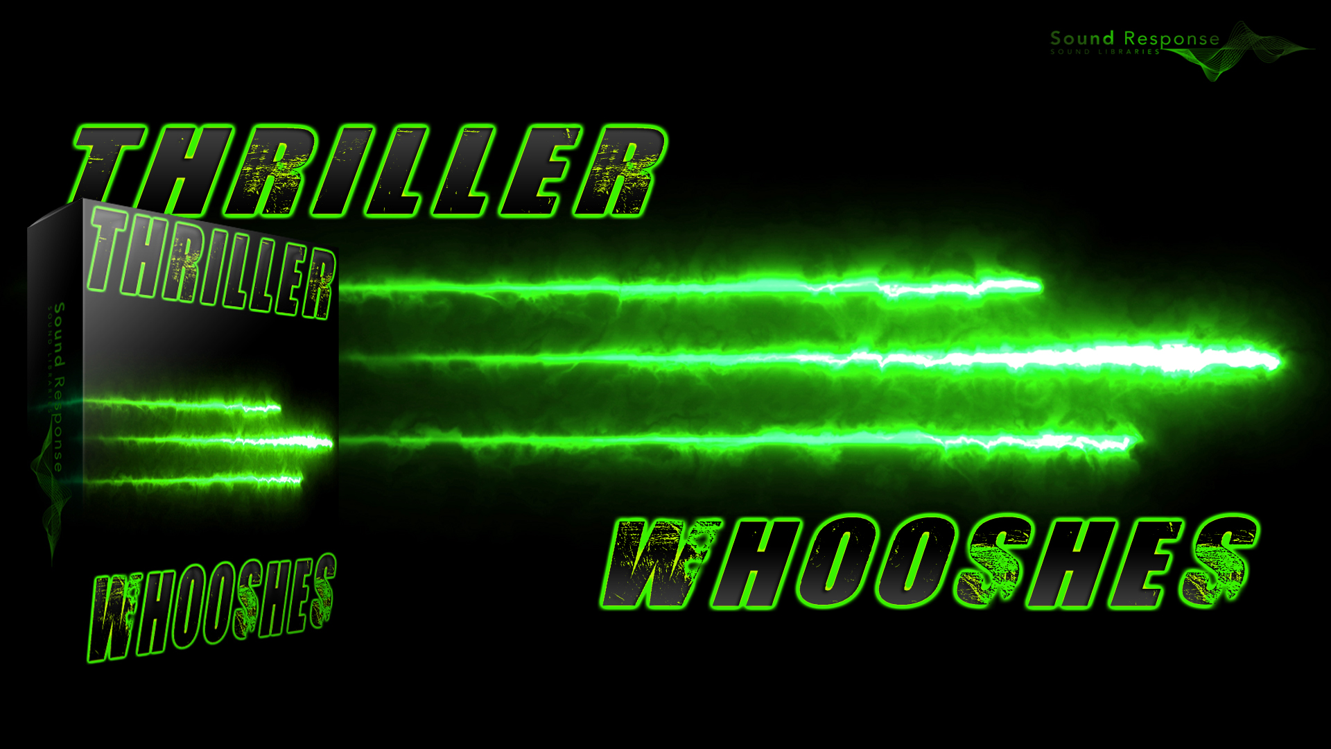 Thriller Whooshes & Transitions by Sound Response in Sound Effects