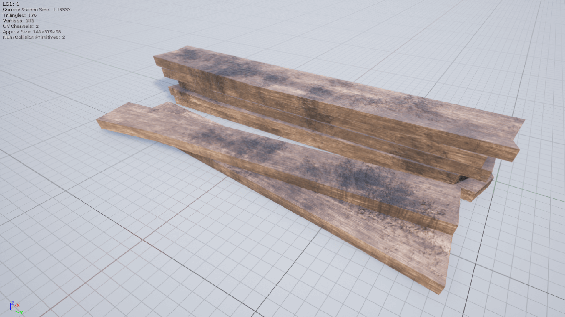 Old Fishing Dock Set by MalsumGaming in Props - UE4 Marketplace
