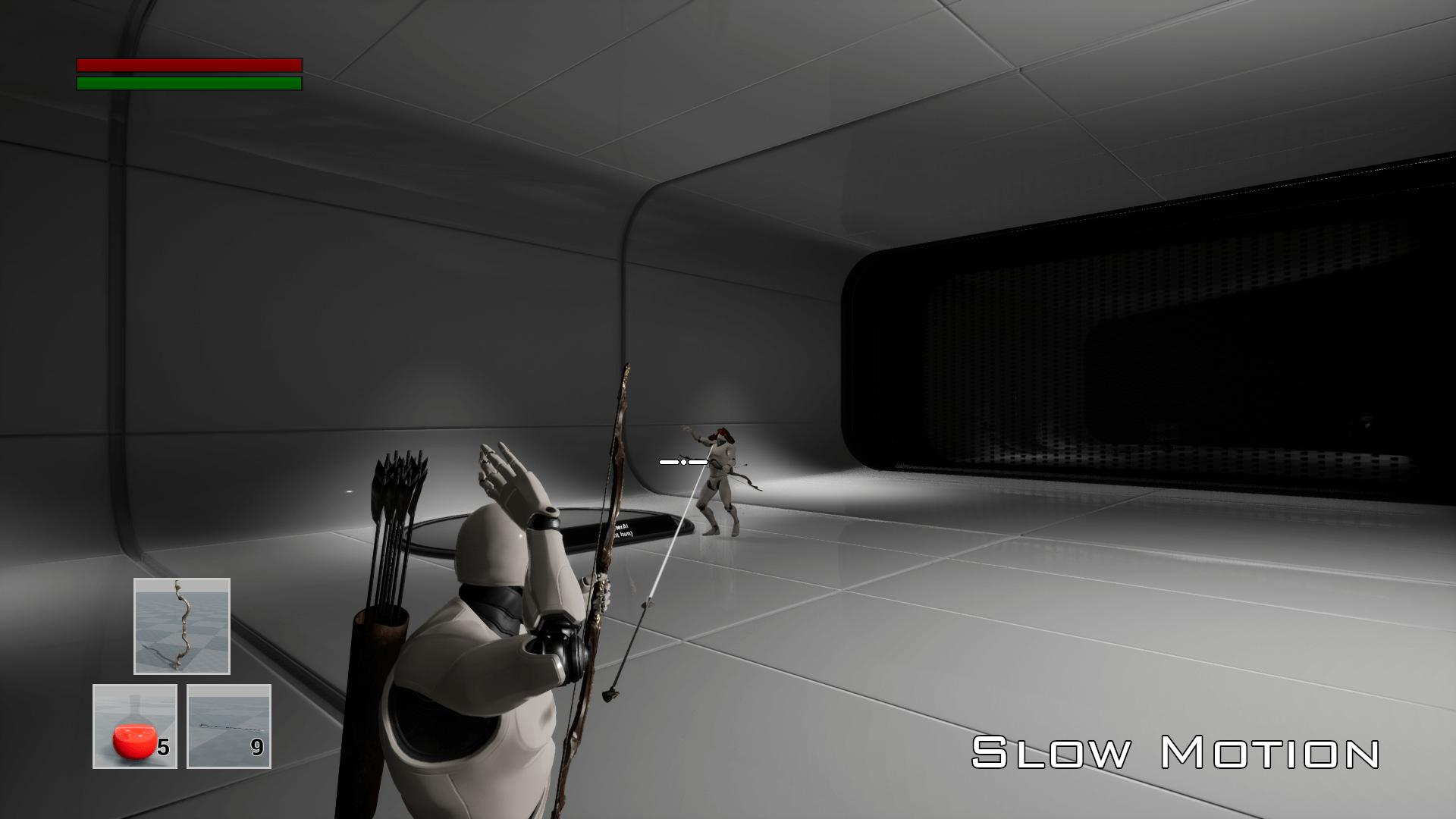 Dynamic Combat System - Archery by Grzegorz Szewczyk in