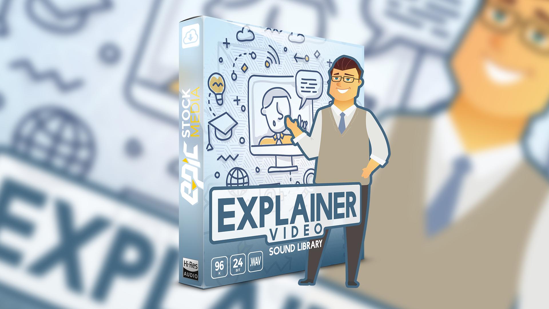 Explainer Video, 제작자 ESM Team, 카테고리 Sound Effects - UE4 마켓