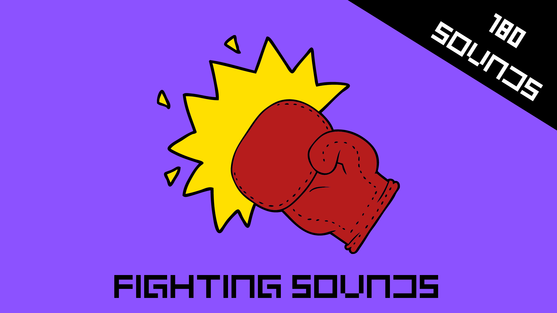 Punch & Fighting Sounds Pro by Sidearm Studios in Sound