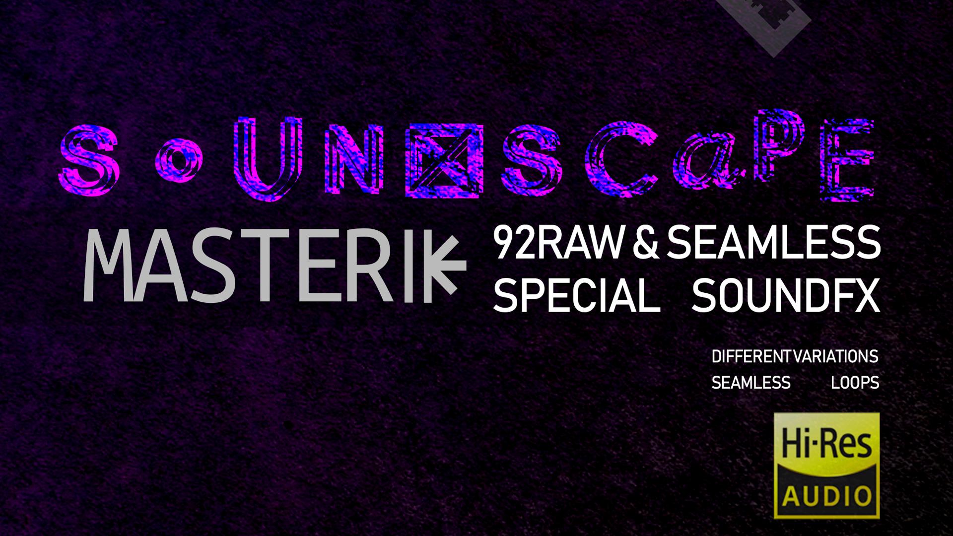 Soundscape Master by Hutvarev in Sound Effects - UE4 Marketplace