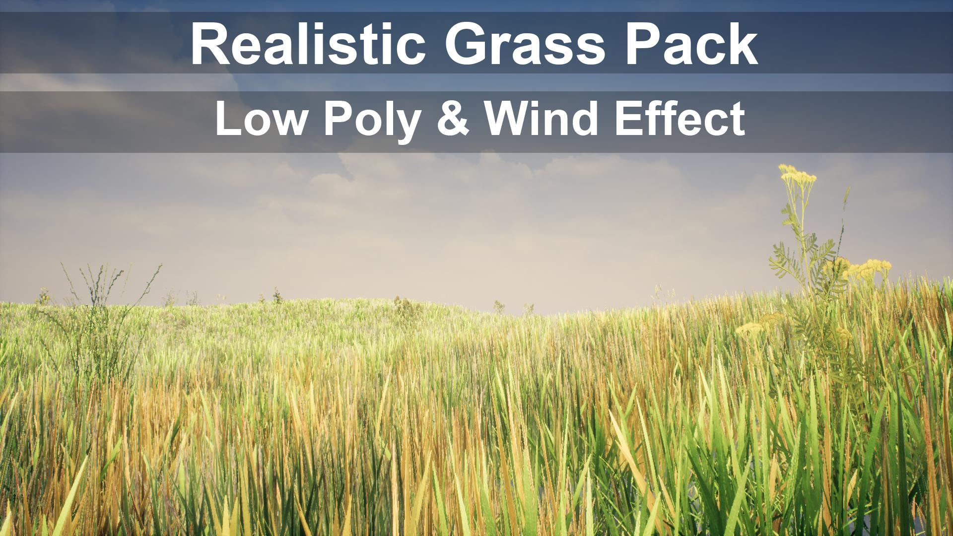 Ue4 Grass Pack