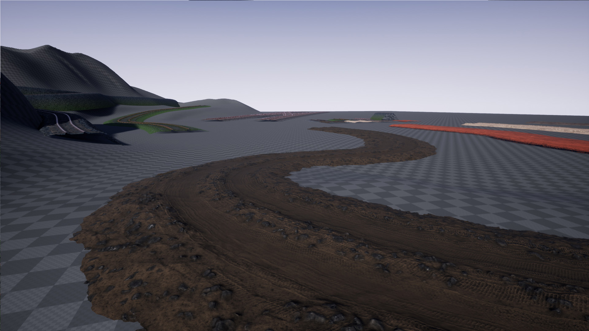 Tracks n Paths by Peter Severud in Materials - UE4 Marketplace