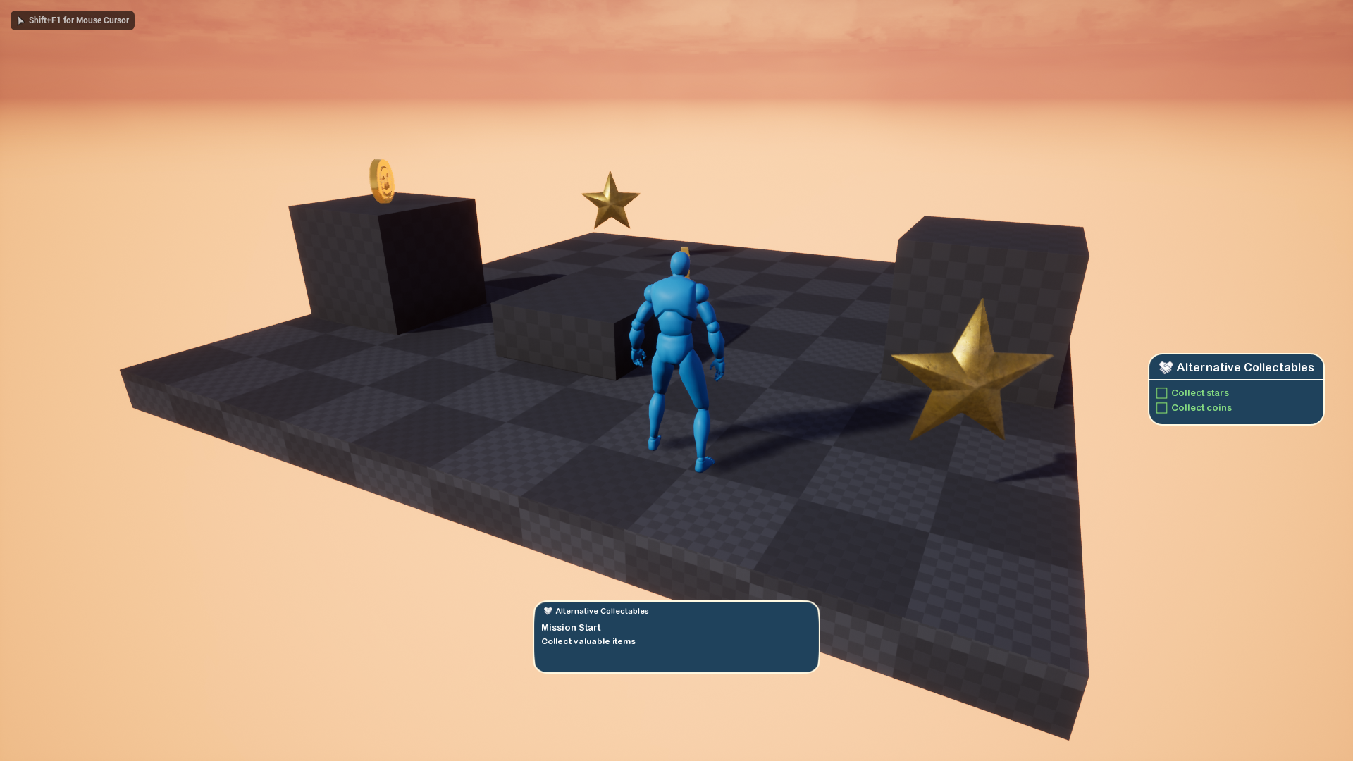 Mission & Objectives by Tefel in Code Plugins - UE4 Marketplace