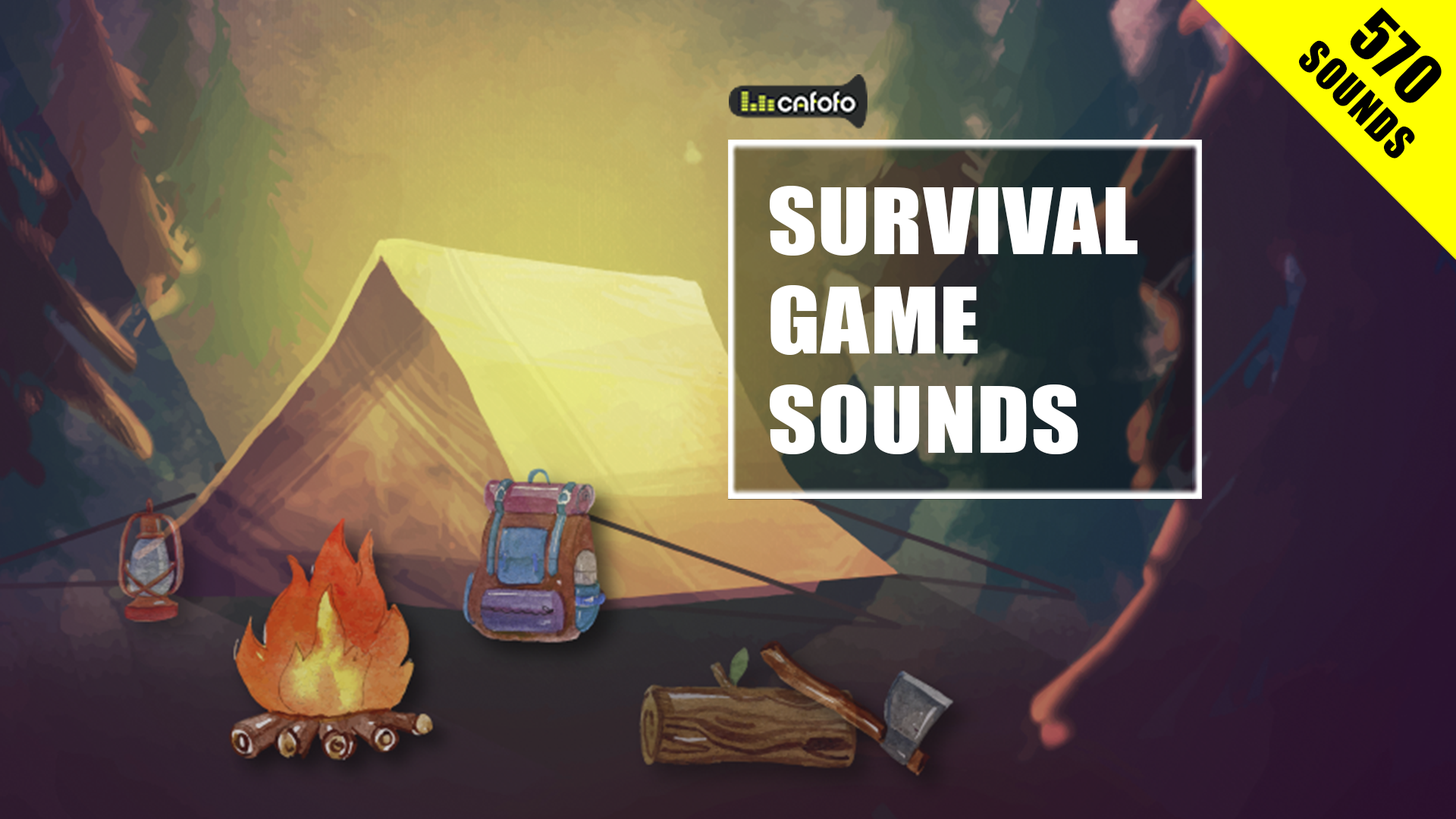 Survival Game Sounds by Cafofo Music in Sound Effects - UE4 Marketplace