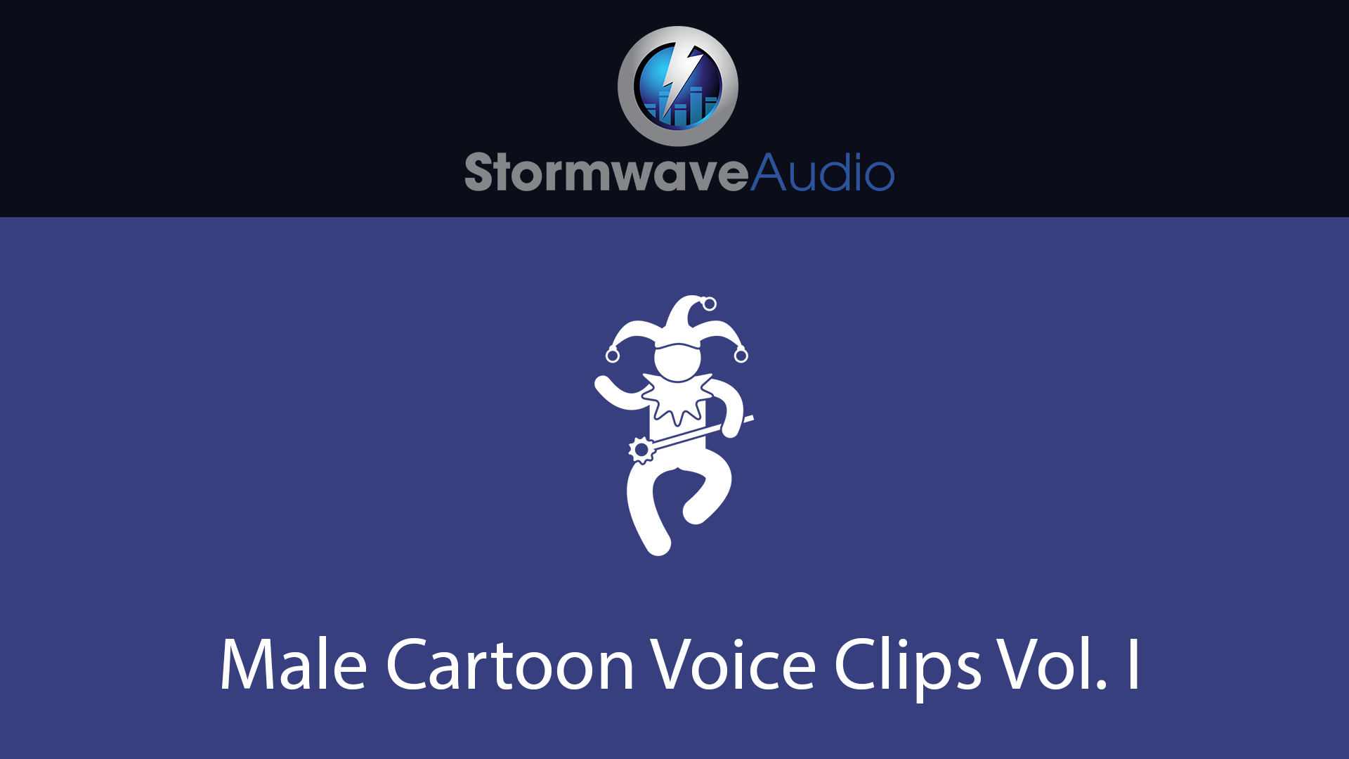 Male Cartoon Voice Clips Vol  I by Stormwave Audio in Sound