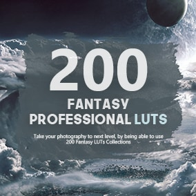 Quickly create an amazing Cinematic film effect using these LUTs for your games