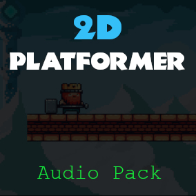 100 + Audio Files for your 2D Platform Game
