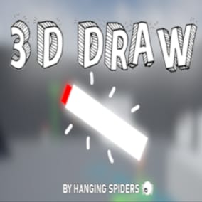 This asset contains a 3D drawing Blueprint system ready for VR and non VR games