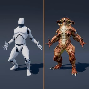 Great animations for your monsters