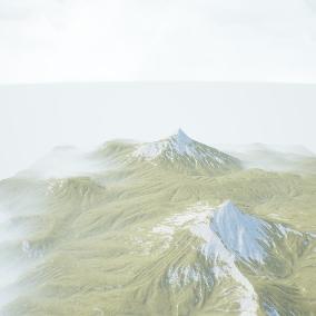 4 Landscape + Auto Landscape Material