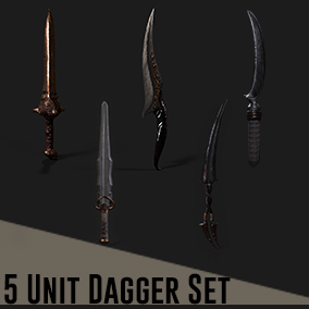 Dagger Set