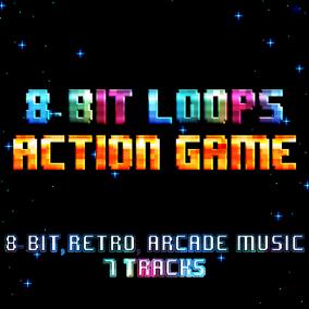 8-BIT, retro, arcade music!