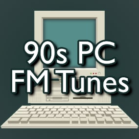 10 retro PC themed game songs.