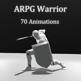 Warrior Animation Set