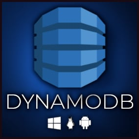 Amazon DynamoDB provides low-level API actions for managing database tables and indexes, and for creating, reading, updating and deleting data.