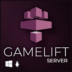 GameLift is a dedicated game server hosting solution that deploys, operates, and scales cloud servers for multiplayer games.