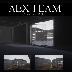 2 Abandoned Build and  2 Barn
