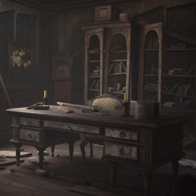 Perfect for a Victorian setting. It's a fully modular system for blocking out rooms and hallways. It contains original files for easy alteration. Its a good opportunity to study my project, to practice your lighting skills or for use within your game.