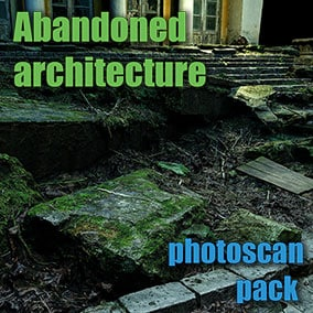 33 high quality photoscan assets with 8k PBR textures, custom LODs and custom collisions