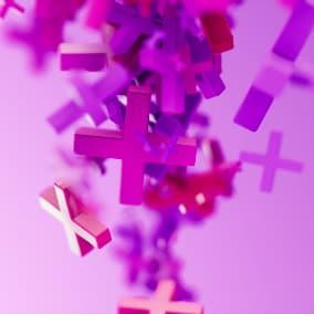 Selection of Abstract Niagara FX
