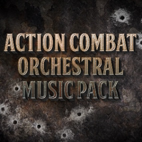 Music in orchestral style with dramatic atmosphere.