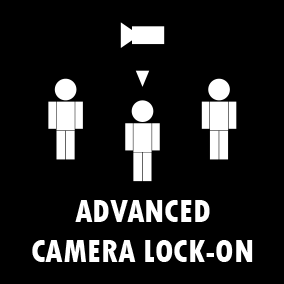 This plugin allows the user to use camera lock-on system in any game.