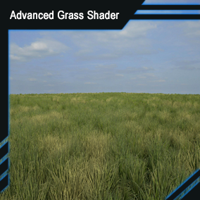 Turn any grass into some awesome grass in no time!