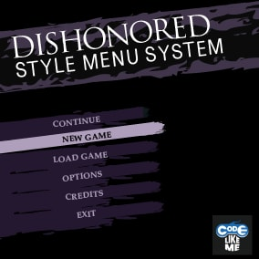 Dishonored Style - Advanced HUD System