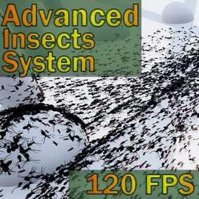 This system is suitable for stimulating various beetles, cockroaches, ants, spiders.