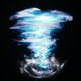 This package has warp ,wind ,gale, Vortex and others effects.