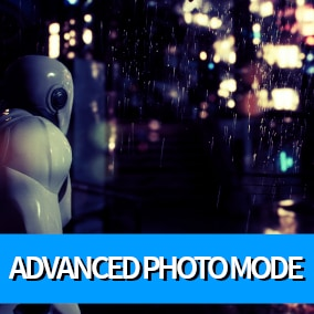 A photo mode system with a gallery photo viewer. Capture the best moments of your game. 100% blueprints. Keyboard/mouse and gamepad support. Third and first person support.