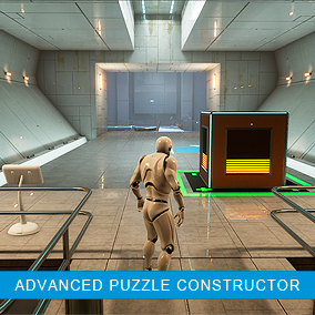 Game ready constructor for creating gameplay