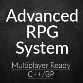 Create your own Attributes, your RPG system in minutes, Multiplayer ready.