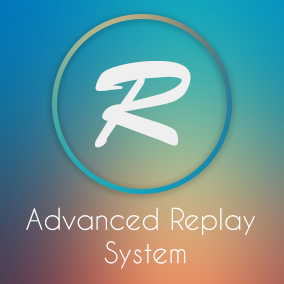 Use a highly optimized replay system in your game with ease!