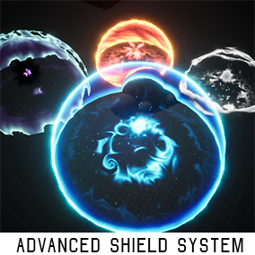 Advanced Shield System with additional effects and functions