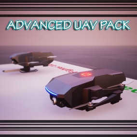 Advanced Unmanned Aerial Vehicle Pack