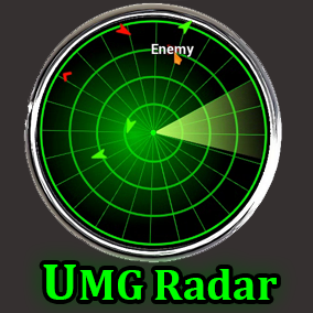 Texture based radar very customizable, can track any actor (Persistent tracking as well), tooltip on mouse hover and can add markers when clicking on the radar.