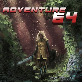 nspired by the sounds of classic games of the 64 and 32 bit era, ADVENTURE 64 aims to set a perfect mood for your next adventure!