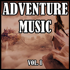 The Adventure Music Vol. I pack focuses on outstanding orchestral music with a sound worthy of classic Hollywood blockbuster fantasy movies.