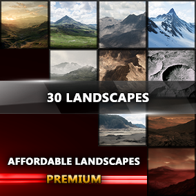 30 Landscapes - Best Value and Quality