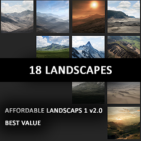 The ultimate landscape package to meet all your landscape needs.