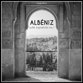 This pack features solo piano versions of music composed by Isaac Albéniz.
