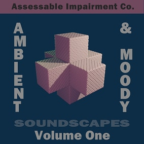A varied collection of ambient, atmospheric and vibey soundscapes in a variety of styles and genres from dark and electronic to organic and heroic. Awe-inspiring to ominous.