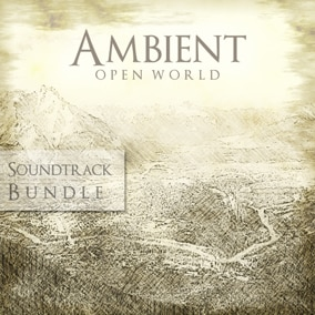 15 Beautiful Ambient Themes, perfect for creating an Open and Vast Atmosphere. 54 Minutes of Loops!
