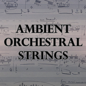 A collection of fifteen lush and beautiful orchestral string tracks with a smooth, ambient, background character.