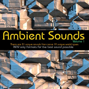 31 wav files ready for your game. From sound designer, Will Zettler who has been  producing ambient tracks and packs since 2001. The pack is game ready and can be used as ambient moodyness for your project or game.