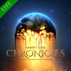 Amppitune Chronicles Lite - 30 Music Tracks